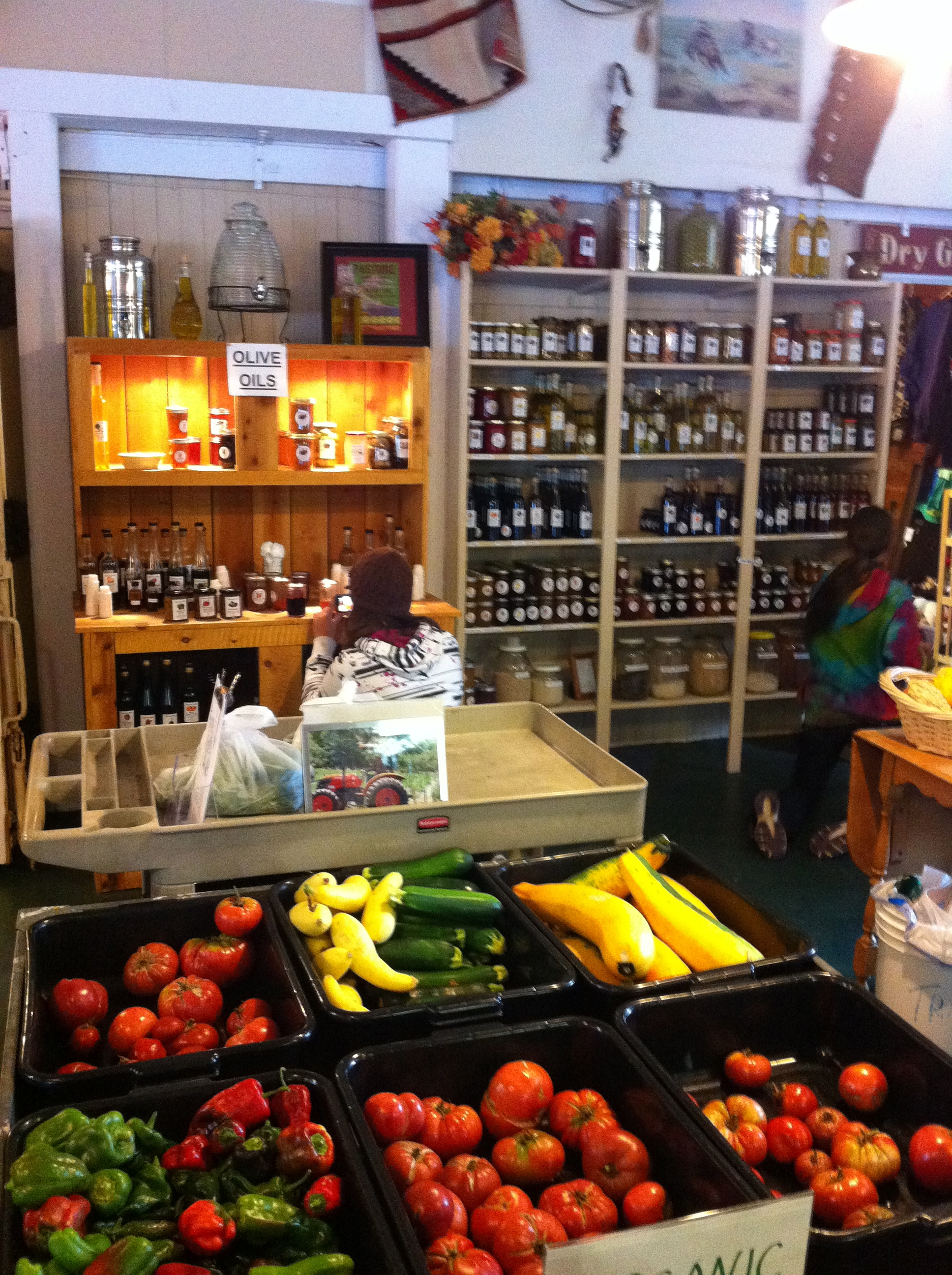 Wynola Flats Produce | What's not to like?